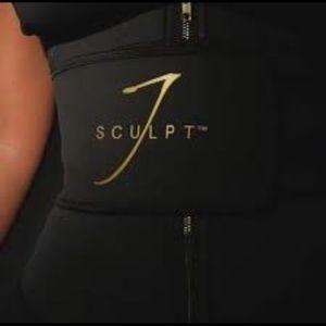 J Sculpt Shape wear Fitness Belt